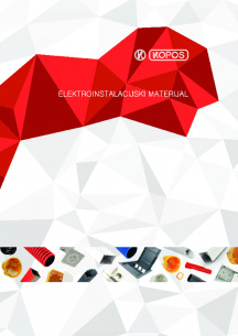 Elektroinstalacijski materijal