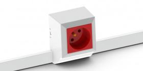 QUADRO nosač instrumenata za modularnu utičnicu