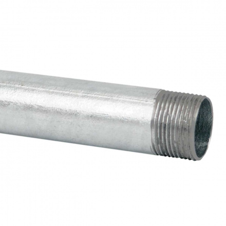6016 ZNM S - ocelová trubka závitová pozinkovaná (ČSN)