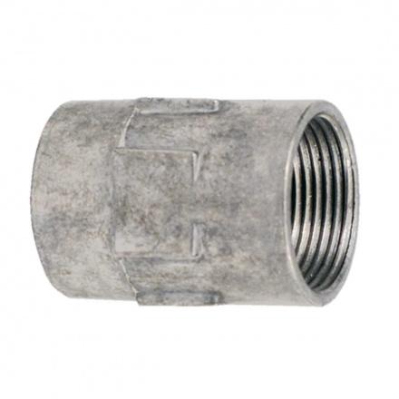 329/1 XX - spojka pro ocelové závitové trubky (ČSN)