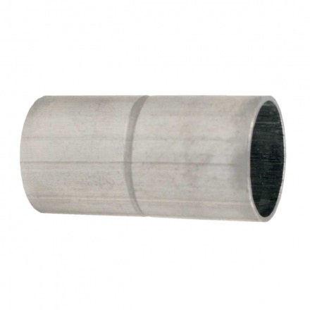 350/2 AL XX - spojka násuvná pro hliníkové bezešvé trubky (EN)