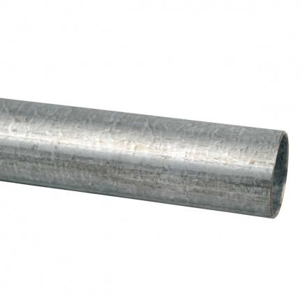 6236 ZNM S - ocelová trubka bez závitu pozinkovaná (ČSN)