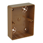 LK 80X28 2ZK SD - krabice přístrojová