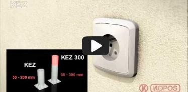 Embedded thumbnail for Upute za instalaciju elektroinstalacijske kutije u toplinsku izolaciju KEZ