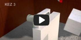 Embedded thumbnail for Upute za instalaciju više elektroinstalacijskih kutija u toplinsku izolaciju KEZ-3