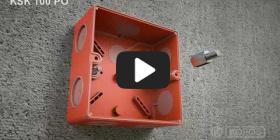 Embedded thumbnail for Upute za instalaciju kutije s održanom funkcionalnošću kutije KSK 100 PO