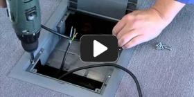 Embedded thumbnail for Upute za instalaciju elektroinstalacijske kutije u beton i dvostruke podove KOPOBOX
